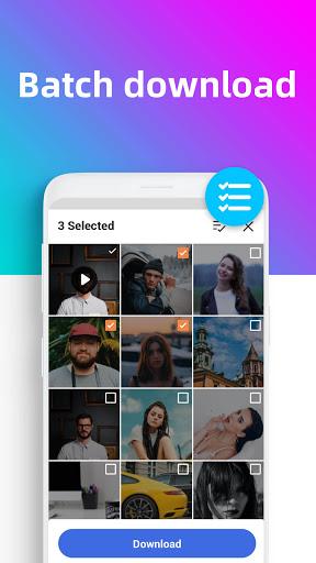 Video downloader for Instagram, story saver -Vidma  screenshots 3