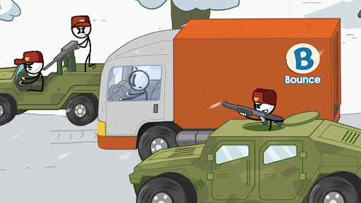 Stickmin Stories: Thief Escape  screenshots 23