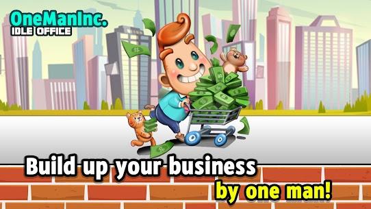 One Man Inc: Idle Money Clicker MOD APK 1.20 (Free Purchase) 1