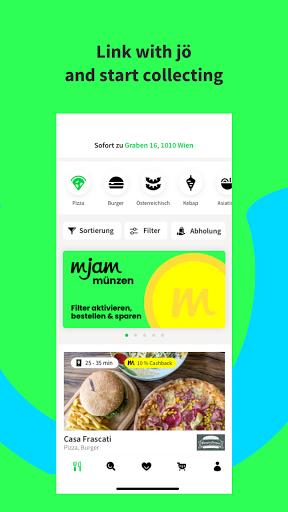 mjam.at - Order Food Online 8.9.0 Screenshots 2