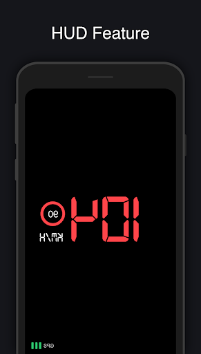 GPS Speedometer: Speed Tracker, HUD, Odometer 7.8 Screenshots 5