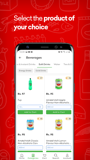 Airlift Express - Grocery & Pharmacy Delivery apktram screenshots 3