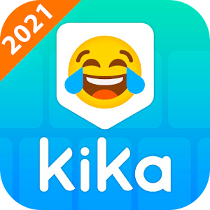 Kika Keyboard 2021  Emoji Keyboard, Stickers, GIF
