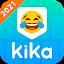 Kika Keyboard 2021 - Emoji Keyboard, Stickers, GIF