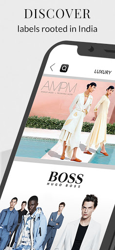 Tata CLiQ Luxury  screenshots 1