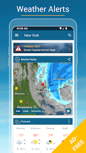 Weather & Radar USA – Ad-Free MOD APK 5