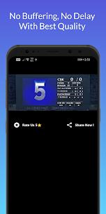 Bluestar Cricket MOD APK (All Live Match Unlocked) Download 3