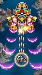 Sky Raptor Mod Apk: Space Shooter (Unlimited Gold/Diamonds) 2