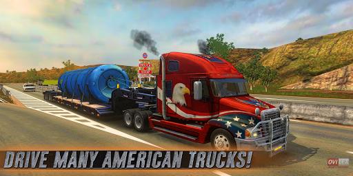Truck Simulator USA - Evolution  screenshots 3