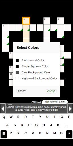 Easy Crosswords  screenshots 5