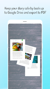 POPdiary+ Apk: diary, journal 5.2.6 [PAID] 7