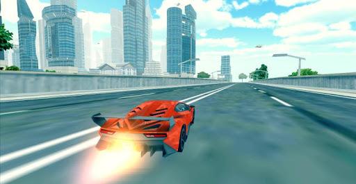 Flying Car 3D 2.7 Screenshots 4