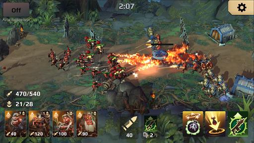 Kharaboo Wars: Orcs assault 0.20 screenshots 12