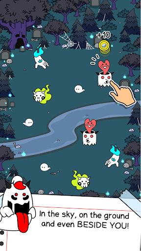 Ghost Evolution - Create Evolved Spirits apktreat screenshots 2