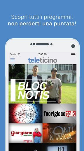 TeleTicino 3.4.1 screenshots 2