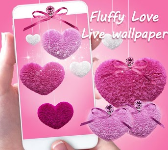 Pink Fluffy Love Heart For Pc – Free Download For Windows 7, 8, 8.1, 10 And Mac 2