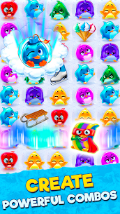 Penguin swap: match 3 Download For Pc (Install On Windows 7, 8, 10 And  Mac) 1
