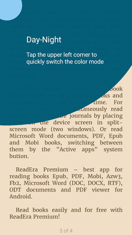 ReadEra Premium - book reader pdf, epub, word poster 6