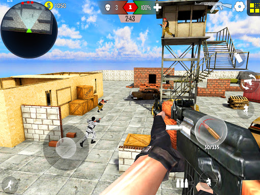 Pixel Gun Strike: CS Shooting Wars 8.4 screenshots 10