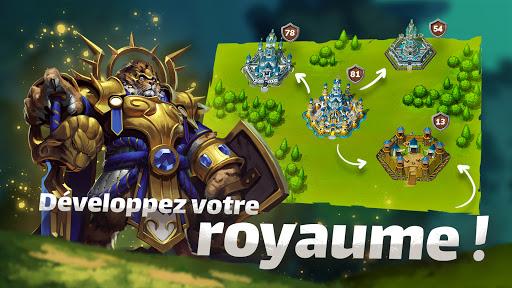 Code Triche Million Lords: Stratégie & Conquête mod apk screenshots 2