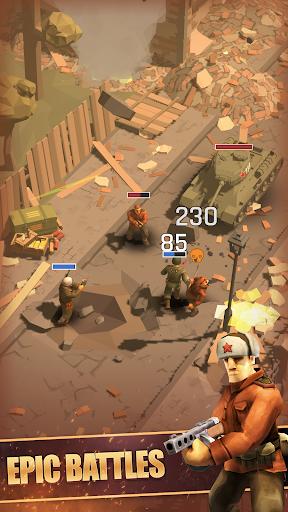 Last War: Shelter Heroes. Survival game  screenshots 2