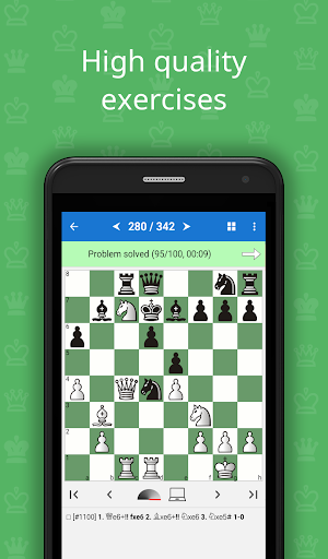 Chess Tactics for Beginners  screenshots 1