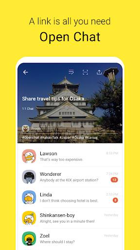 KakaoTalk: Free Calls & Text 9.0.7 Screenshots 4