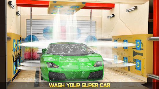 Car Wash Garage Service Workshop  Screenshots 5