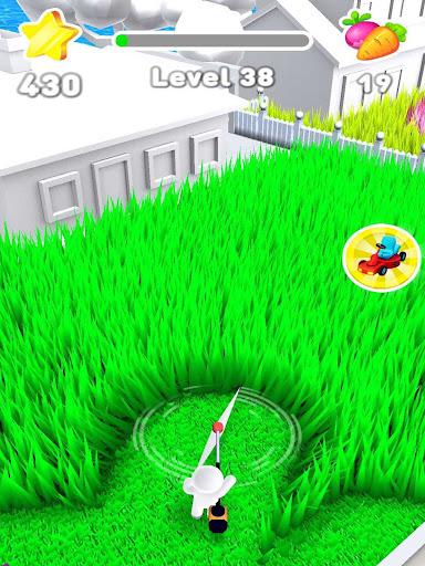 Mow My Lawn - Cutting Grass Apkfinish screenshots 9
