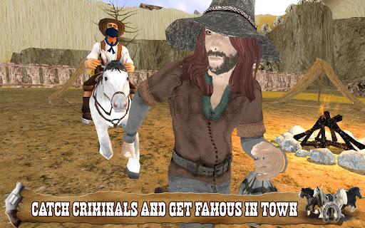 Cowboy Horse Riding Simulation screenshots 15