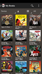 Marvel Comics MOD APK (All Unlocked) 3