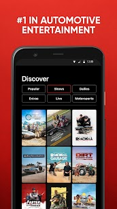 MotorTrend  Stream Roadkill, Top Gear, and more! Apk Download 3