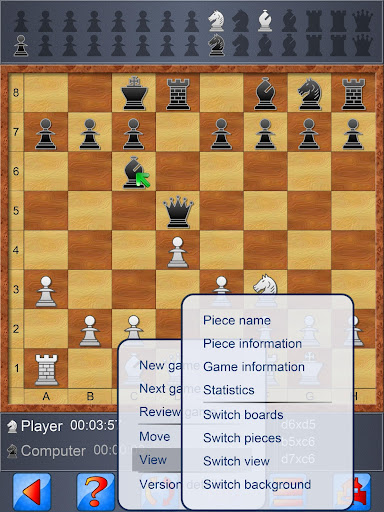 Chess V+, solo and multiplayer board game of kings screenshots 12