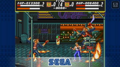 Streets of Rage Classic 6.2.0 screenshots 2