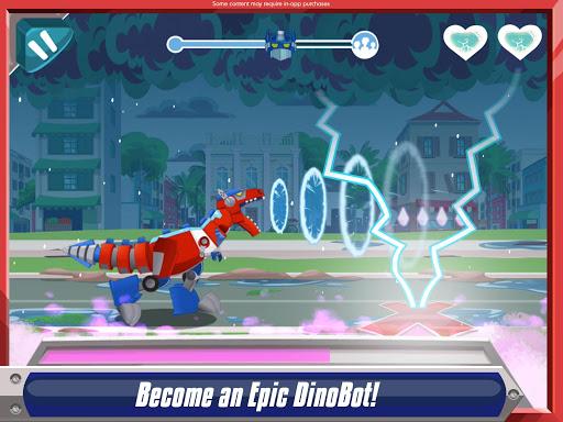 Transformers Rescue Bots: Disaster Dash 1.6 Screenshots 8