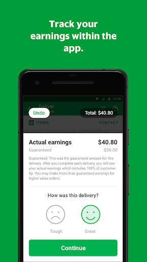 GrabFood - Driver App 1.0.17 Screenshots 5