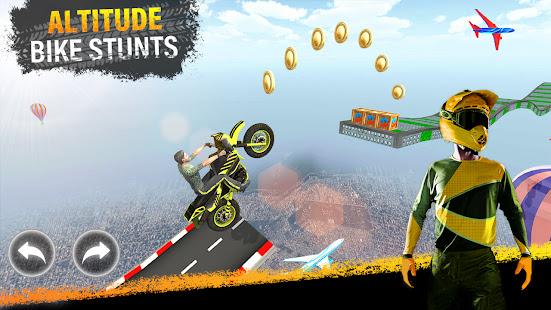 bike stunt 3d and bike racing games - bike game 1.3 screenshots 1