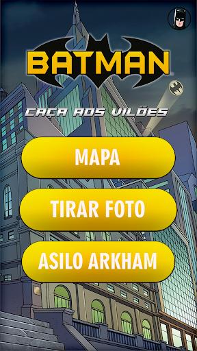 Batman: Cau00e7a aos Vilu00f5es apkpoly screenshots 1