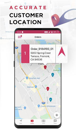 LogiNext Driver | Delivery Routing & Tracking 5.0.45 screenshots 3