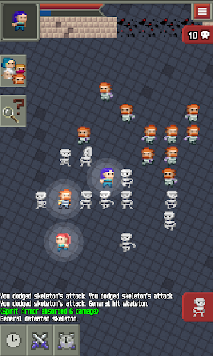 Skillful Pixel Dungeon 0.4.5 screenshots 3