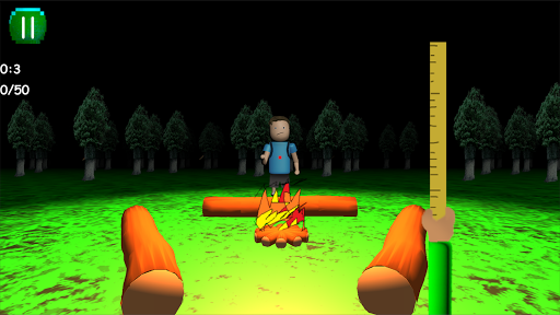 Play for Angry Teacher Camping 1.1.6 screenshots 5