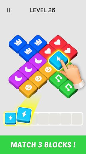 Block Blast 3D - Tile Triple Match Puzzle Master  screenshots 1