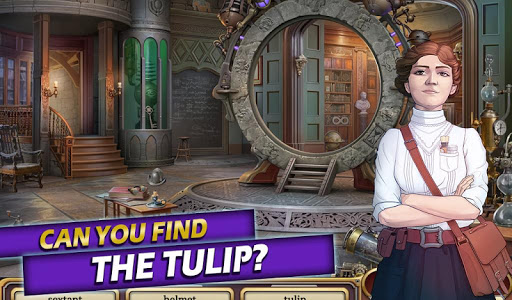 Time Crimes Case: Free Hidden Object Mystery Game  screenshots 7