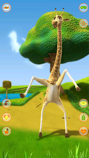 Talking Giraffe screenshots 7