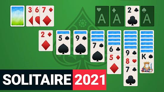 Solitaire Klondike 777 - free offline game