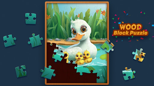 Jigsaw Puzzles - Block Puzzle (Tow in one) 14.0 screenshots 6