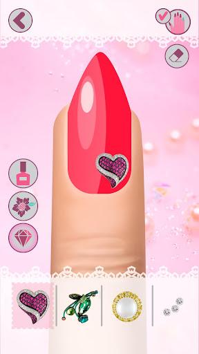 Manicure salon. Paint nails  screenshots 1