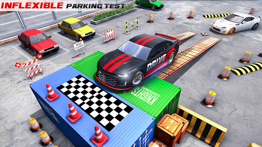 Modern Car Drive Parking Free Games - Car Games 3.87 Screenshots 2