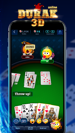 Durak Online 3D modavailable screenshots 1