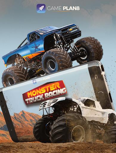3D Monster Truck Racing 5.0.1 screenshots 1